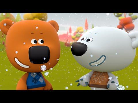 Мультфильмы для детей - Ми-ми-мишки - Прогноз погоды