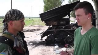 Jak ukrajinská média lžou o údajné přítomnosti ruské vojenské techniky