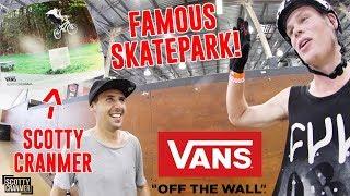 download lagu Riding The Vans Indoor Skatepark gratis