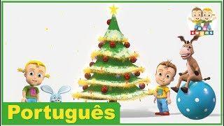 As Cores do Natal | Canções de Natal | Creche Pré-Escolar | BBtwins | Vídeos HD | Português