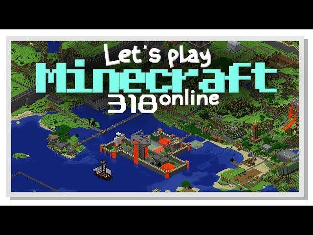 LP Minecraft online #318 - Lägenheter i centrum!