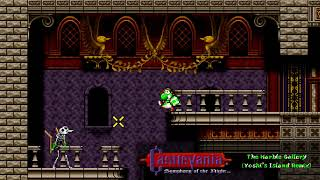 {YOSHI CHIPTUNE} Castlevania Symphony of the Night - The Marble Gallery
