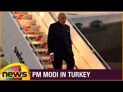 PM Modi in Turkey to attend G20 Summit | Antalya Airport | Mango News