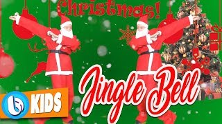 Jingle Bell ♫ Nhạc Giáng Sinh Thiếu Nhi ♫ Christmas Song For Kids
