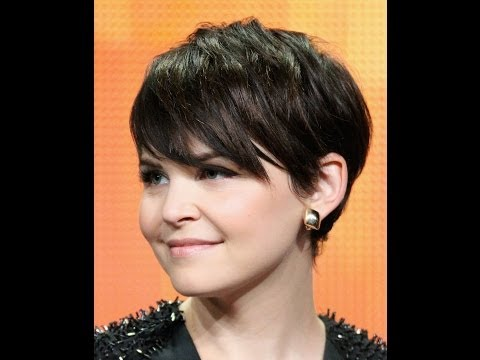 Ginnifer Goodwin Pixie Haircut Tutorial | The Salon Guy