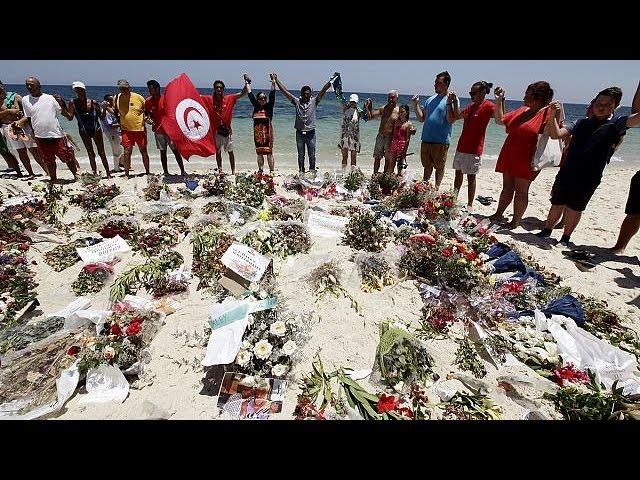 Receuillement en Grande Bretagne à la mémoire des victimes de l'attentat en Tunisie