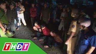 Bến Tre: Nổ súng bắt 5 đối tượng tấn công CSGT   THDT