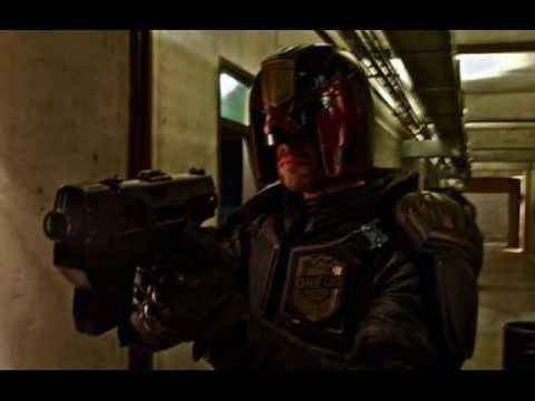 First Look: Karl Urban as Judge Dredd in 'Dredd'