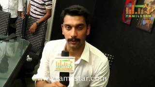 Arulnithi At Demonte Colony Movie Team Interview