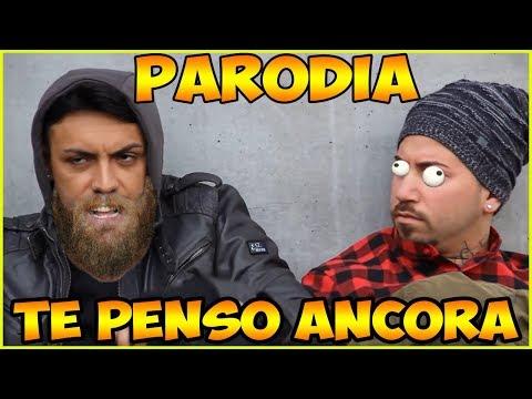 PARODIA ● Giampiero Macaluso Ft. Daniele De Martino - Te penso ancora (Ufficiale 2018)