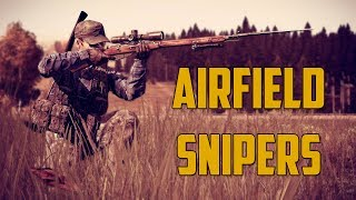 AIRFIELD SNIPERS (DayZ Standalone)