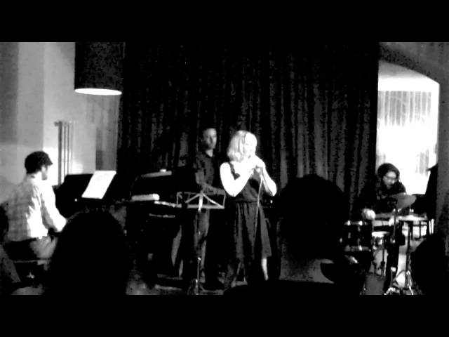 Maria Neckam 4tet: Indestructible Fort live in Berlin
