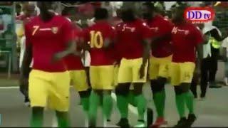 Guinée 2-0 Rwanda (Résumé de la troisième journée des éliminatoires de la CAN 2019 \