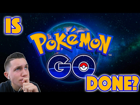 Is This the LAST MONTH of Pokemon GO?