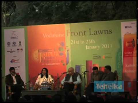 Kashmir, Kashmir at The Jaipur Literature Festival- 23rd Jan 2011