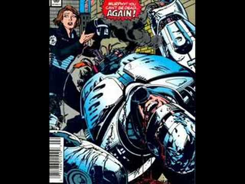 RoboCop battle theme