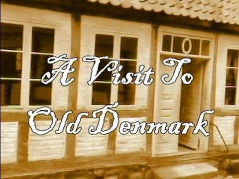 VISIT TO HAUNTED DEN GAMLE BY (THE OLD TOWN), AARHUS, DENMARK