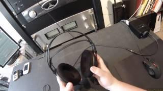 Z Review - AKG K7XX