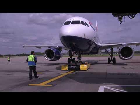 British Airways introduces Mototok tugs at Heathrow
