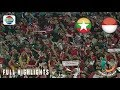 Myanmar (1) vs (2) Indonesia - Full Highlights | AFF U 16 Championship