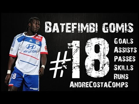 Bafétimbi Gomis - Welcome to Swansea City (13/14) HD
