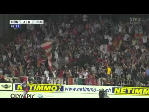 Highlights FC Sion 2011/12 + Cupfinale 2009/11 Version 2