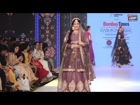 Most Beautiful Dresses of 2018 | Bombay Times Fashion Week |#BollywoodHappening | Joinfilms