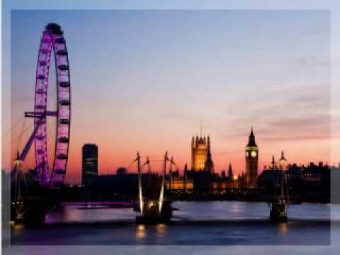 London hotels and landmarks from HotelConnect
