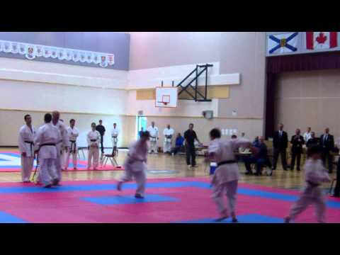 Halifax Ryuseikan Chito Ryu Karate Club 008.avi