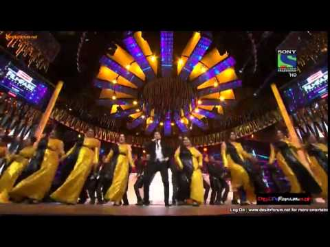 ranbir kapoor 60th filmfare awards performance 2015