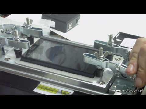 Sony Xperia Z Separate Touch Screen (Digitizer Glass) Scotle PR-1000