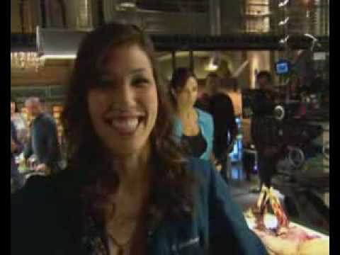 David Boreanaz Directs Bones .flv