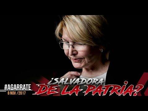 CASOS DE CORRUPCIÓN   LUISA ORTEGA DÍAZ   AGÁRRATE   FACTORES DE PODER