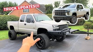 ORDERING A 2020 DURAMAX to Replace My LLY!!! PLUS My Blazer Rock Crawler Build is DONE...