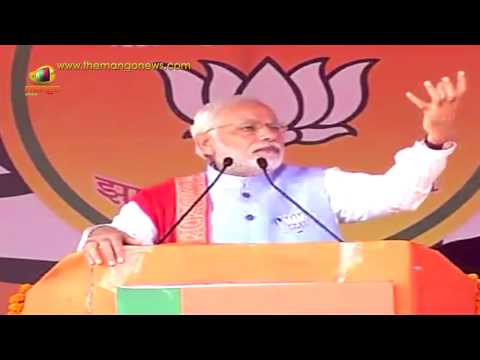 PM Narendra Modi election rally at Hazaribagh in Jharkhand - Full Speech