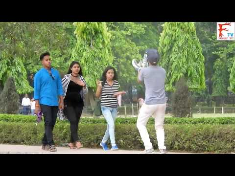 IPL Cricket April Fool Prank On Girls!Gone Funny!FunkyTv