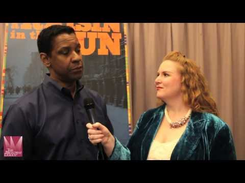 A Raisin in the Sun is listed (or ranked) 28 on the list The Best Broadway Shows Right Now