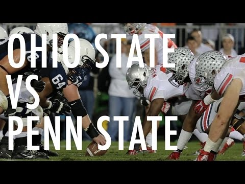 Ohio State Football: OSU vs Penn St. Trailer