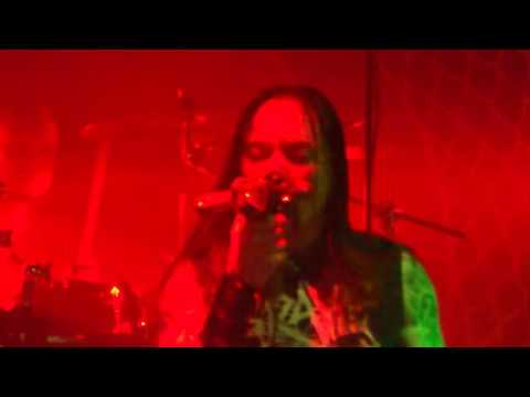 Amorphis en Colombia Under the red cloud