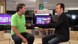 Sony Tap 20 All-In-One Computer - Windows 8 - Harvey Norman