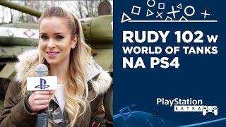 Czołg na 102 I Rudy 102 w World of Tanks na PS4