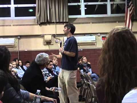 Rob Young Testimony 2013