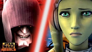 The Hidden Truth about why Star Wars Rebels is being Concluded Season 4 [THEORY] [Dash Star]