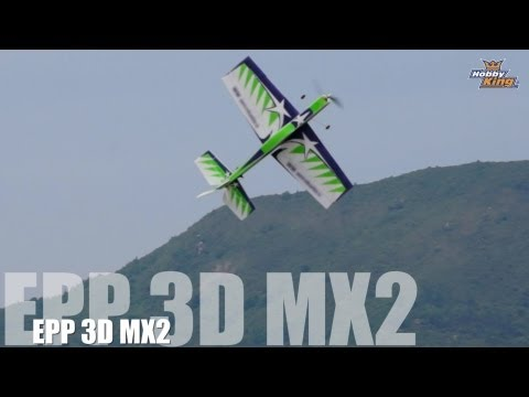HobbyKing Product Video - EPP 3D MX2