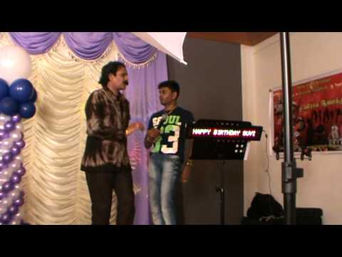 Meenachi Meenachi Song Super Singer Pradeep video