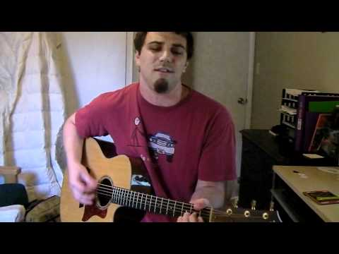 Waitin' On A Woman - Kyle Scobie (brad Paisley Cover) video