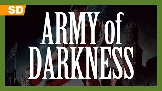 Army of Darkness (1992) Trailer