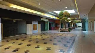 The Purge but it's announced in an empty shopping center