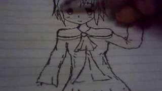 Anime Drawing - Simple School Girl [beginner]