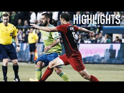 Highlights: Seattle Sounders FC vs Portland Timbers